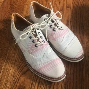 Tom's Oxford Shoes 8M